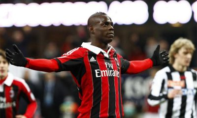 Balotelli Milánóban is balhézik