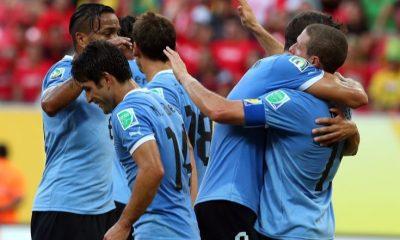 Uruguay - Tahiti 8:0