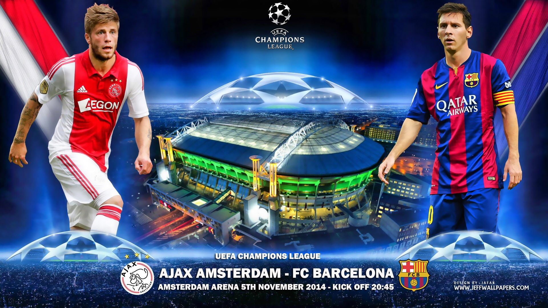 ajax barcelona kezdők focilive