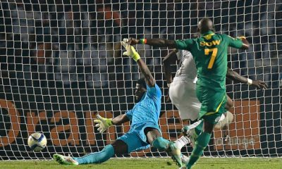 Ghana 1 : 2 Senegal