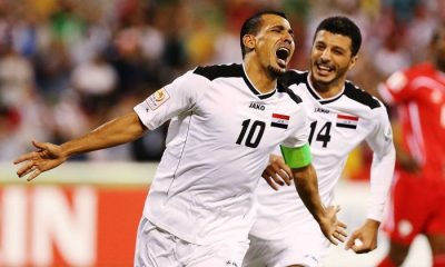 Irak Palesztina | Iraq 2 : 0 Palestine