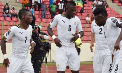 Afrikai nemzetek kupája negyeddöntő Ghana 3 : 0 Guinea