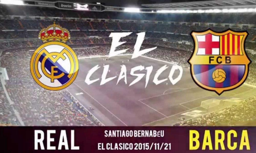 Liga Spanyol El Clasico 2014