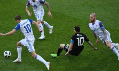 2018VB - Argentína 1:1 Izland (videó)