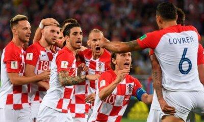 2018VB - Horvátország 2:0 Nigéria (videó)