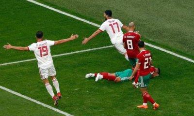 2018VB – Marokkó 0:1 Irán (videó)