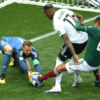 2018VB - Németország 0:1 Mexikó (videó)